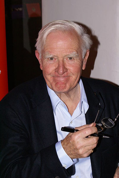 "John le Carré beim ""Zeit Forum Kultur"" in Hamburg"