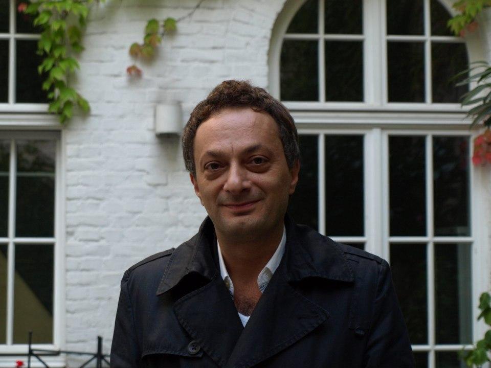Feridun Zaimoglu (© Nimet Seker)