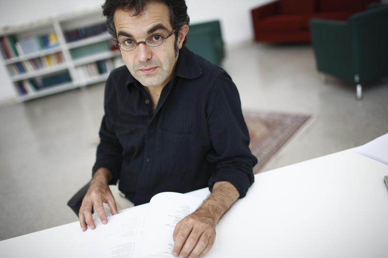 Der Islamwissenschaftler Navid Kermani