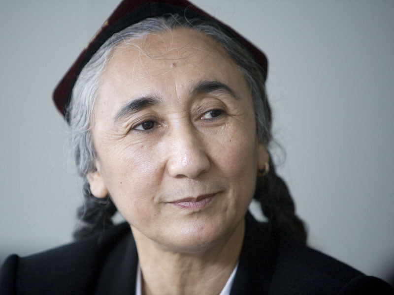 """""""Meine langfristige Hoffnung ist, dass die internationale Gemeinschaft unsere Angelegenheit gleich behandelt wie die der Tibeter."""" (Foto: Matthias Kehrein/ETD)"""