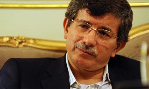 """""""Nur wer durch soft power über die Landesgrenzen hinaus Einfluss ausübt, kann sich wirklich schützen"""", meint Davutoglu."""