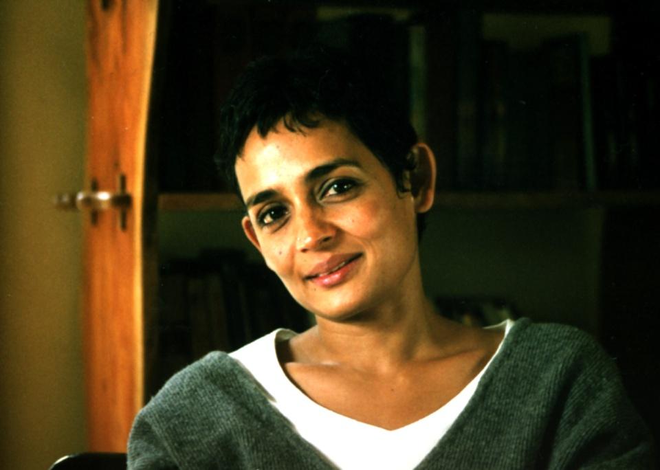 """Arundhati Roy: """"Kann etwas, was mutiert, wieder werden, was es einmal war?"""""""