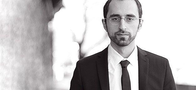 Eren Güvercin, Journalist und Buchautor © Seren Başoğul