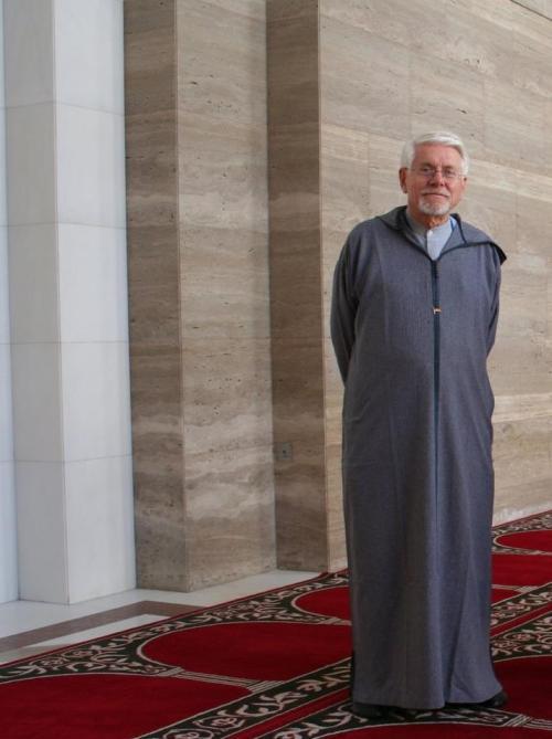 """Abedullah Borek: """"Noch hat auch niemand den Begriff """"unabhängiger Muslim"""" und dessen Qualifikation definiert."""""""