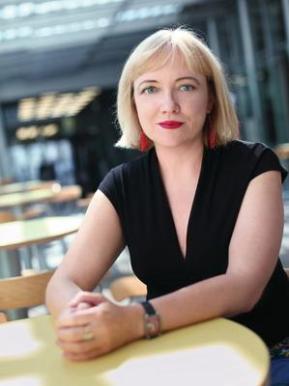 """Renata Salecl: """"Ist der Kapitalismus, den wir hier und jetzt haben, die einzige Gesellschaftsform, die wir uns für die Zukunft vorstellen können?"""""""